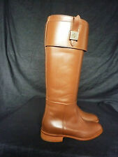 LUXURY NEW £695 MULBERRY RIDING BOOTS OAK TAN SIZE 35 UK 2.5  BOX BAG RECEIPT