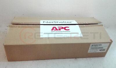 "Apc Ar8136blk 1u 19"" Black Modular Toolless Airflow Management Blanking Panel Completa In Specifiche"
