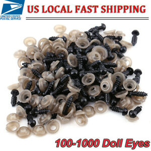 15mm Colorful Amigurumi Animals Eyes With Washers plastic Safety ... | 300x300