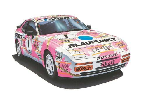 Hasegawa 20315-1//24 Porsche 944 Turbo Racing Neu