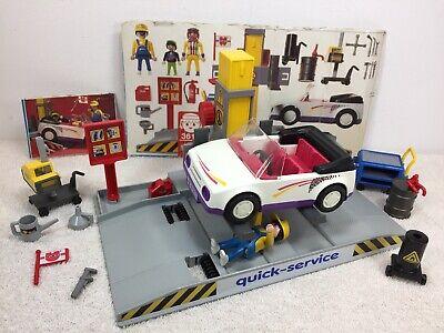 AccessoriesEbay Service Playmobil 3615 Racing Quick 1994 Card Convertible Lift Car uOPkZiXT