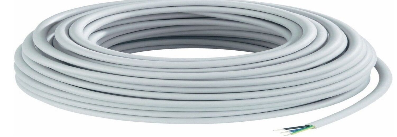 1m 10m 25m 50m 100m Mantelleitung Elektro NYM-J Kabel NYY-J (Grundpreis im Text)