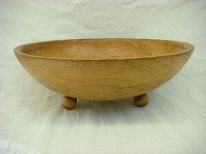 Munising Antique Wooden Bowl Ball