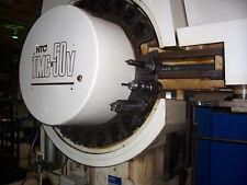 Cnc Vertical Milling Ntc Nippei Toyama Tmc 50ve