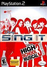 Disney: High School Musical 3 Sing It! Senior Year The Video Game-PlayStation 2