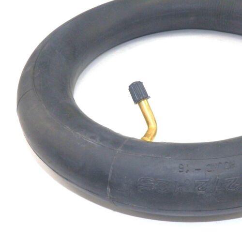 New Pushchair buggy pram inner tube 10 x 2 inch bent//angled valve