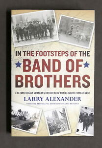 WWII-Larry-Alexander-In-the-Footsteps-of-the-Band-of-Brothers-2011