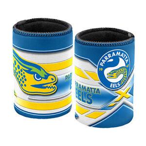 NRL-Stubby-Can-Cooler-Parramatta-Eels-Drink-Rubber-Base-Neoprene