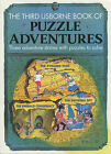 Third Usborne Book of Puzzle Adventures by Mark Fowler, Justin Somper (Paperback, 1993)