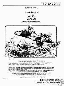 FAIRCHILD-A-10A-THUNDERBOLT-II-FLIGHT-MANUAL