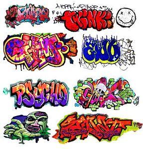 O Scale Custom Graffiti Decals #16 - Weather Your Box Cars, Gondolas & Hoppers!