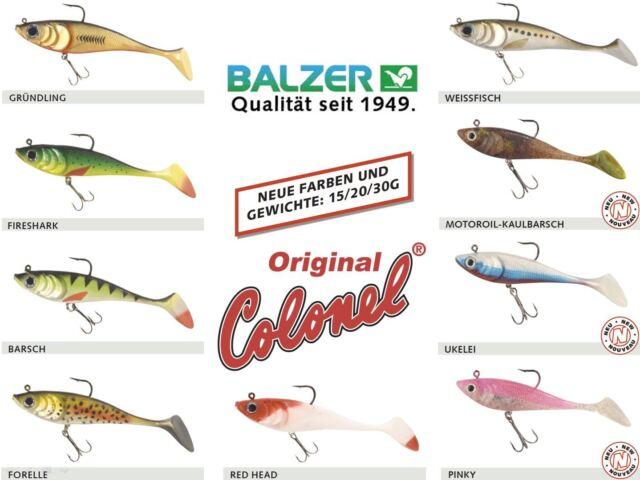Balzer Colonel Bonito Barsch 10cm 20g