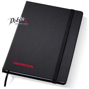 New-2017-Genuine-Honda-OEM-Merchandise-A6-Ruled-Notebook-Note-Book-Ruled