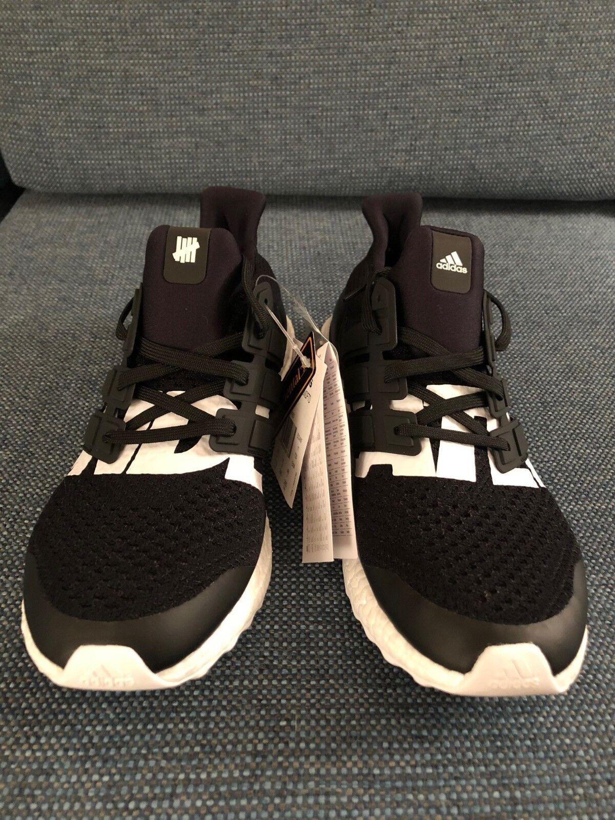 Adidas Ultra Boost 1.0 UNDFTD Black Style B22480 Size 11.5