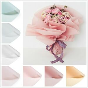 10x flower wrapping paper rose package waterproof wedding bouquet image is loading 10x flower wrapping paper rose package waterproof wedding mightylinksfo