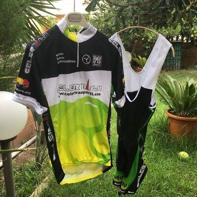#completo ????♀️ #ciclismo ????♂️ Ragazzo By #santini #madeinitaly Tgl