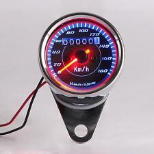 Motorcycle LED Backlit Speedometer For Honda Shadow Aero Phantom VLX 600 750