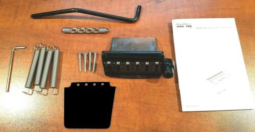 "Floyd Rose® Rail Tail Tremolo System~Black~6 Point 2 1//16/"" Bridges~USA~Brand New"