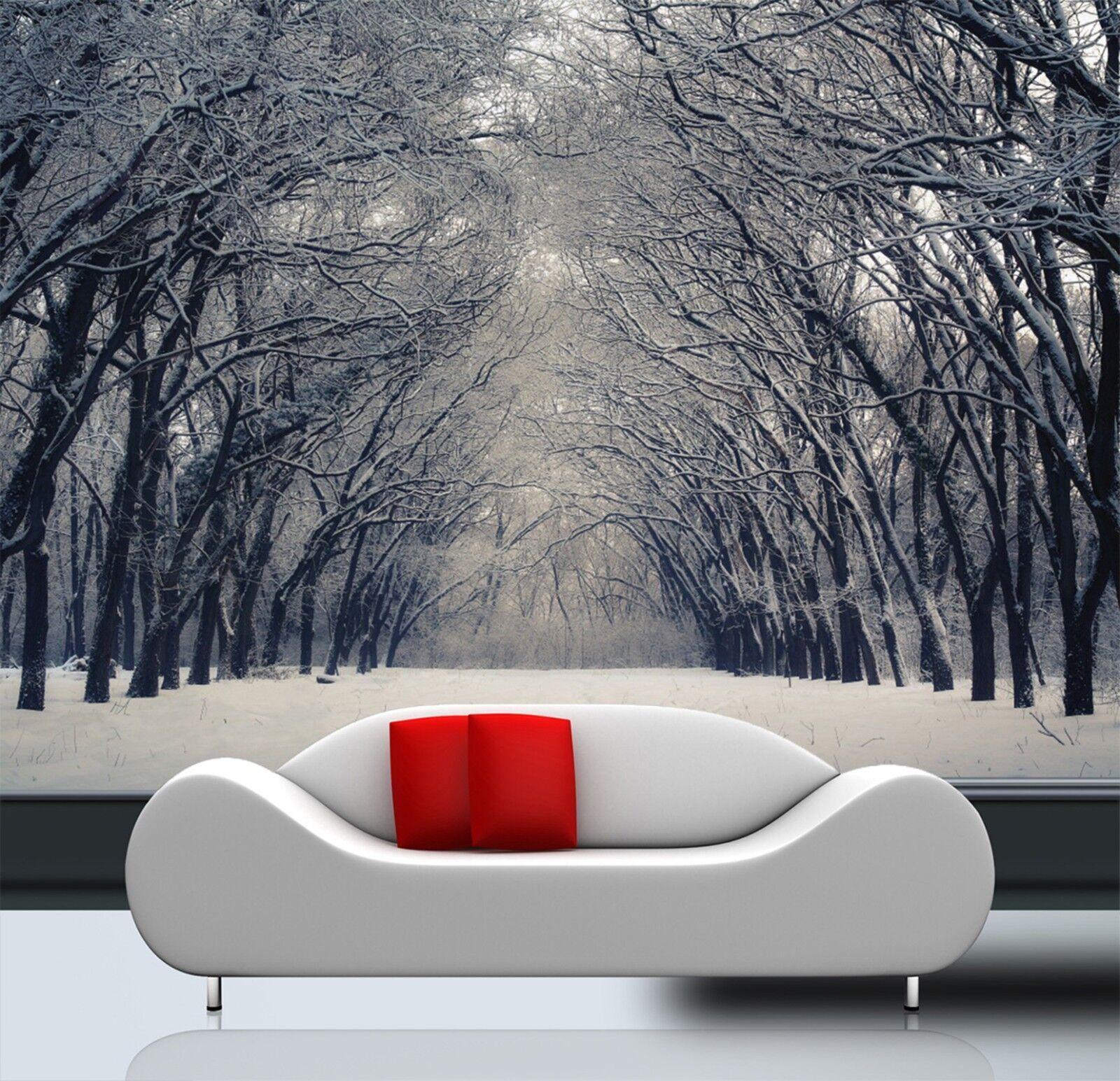3D Wald Gehweg Landschaft 8032 Tapete Wandgemälde Tapeten Bild Familie DE Lemon | Um Eine Hohe Bewunderung Gewinnen Und Ist Weit Verbreitet Trusted In-und   | Mittlere Kosten  | Vielfalt