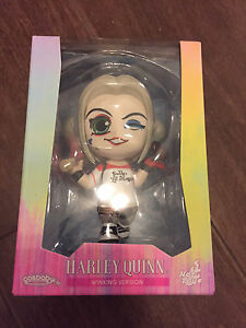 New-Hot-Toys-Suicide-Squad-Harley-Quinn-Winking-Bobble-Head-4-034-cosbaby-figure
