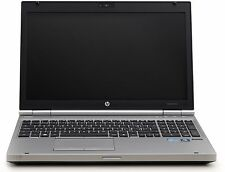 "HP Elitebook 8560p / 15,6"" / Intel Core i5 / 4GB ram / 320GB HD"