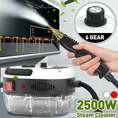 Details about  Steam Cleaner 2500W High Pressure Floor Cleaner Machines For Car Kitchen Window