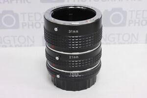 Auto-Extension-Tubes-13mm-21mm-31mm-Contax-Yashica-Mount