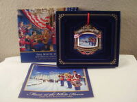 2010 White House Christmas Ornament - In The Box Beautiful