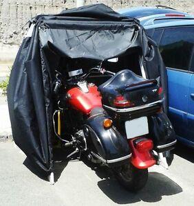 Image is loading MOTORBIKE-BIKE-BARN-FOLDING-COVER-FRAME-TENT-WATERPROOF- & MOTORBIKE BIKE BARN FOLDING COVER FRAME TENT WATERPROOF SHELTER ...