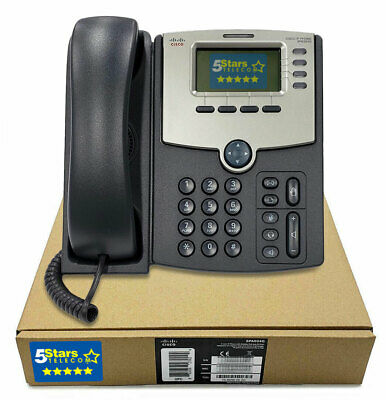 Cisco SPA504G 4-Line IP Business Phone Cisco Refresh
