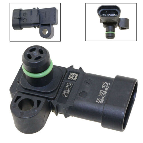 MAP Sensor Boost Pressure Manifold Absolute For Chevrolet Opel Vauxhall 55563375
