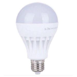 E27 ahorro de Energia Led bombilla 220V 12w blanco Frio Cerámica imitada F5j4