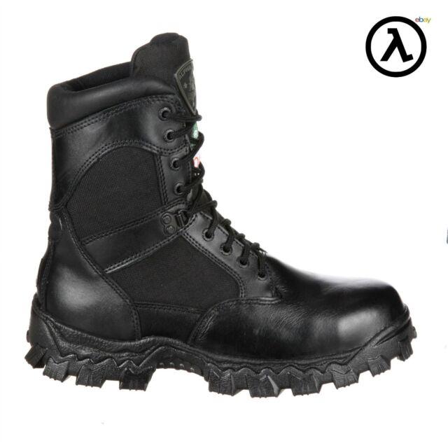 ROCKY ALPHAFORCE CT PUNCTURE-RESISTANT WP BOOTS FQ0006269 - SALE *****