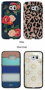 size 40 82e56 c0b64 Details about Brand New!! Sonix Clear Coat & Inlay Cases for Samsung Galaxy  S6 edge