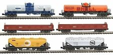 NEW KATO  N Gauge 106-6275 MIXED FREIGHT TRAIN SET