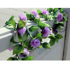 Bunch Garland Ivy Vine Plants Art Silk Flower Hanging Home Wedding Party Decor