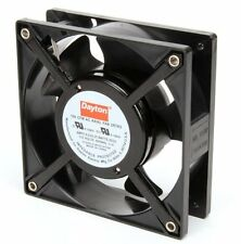 Dayton Axial Fan 115 Volts Ac 20 Watts 100 Cfm Model 2rtk5