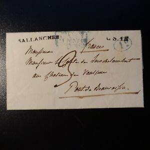 1832-LETTRE-COVER-MARQUE-POSTALE-SALLANCHES-ITALIE-PAR-LE-PONT-DE-BEAUVOISIN