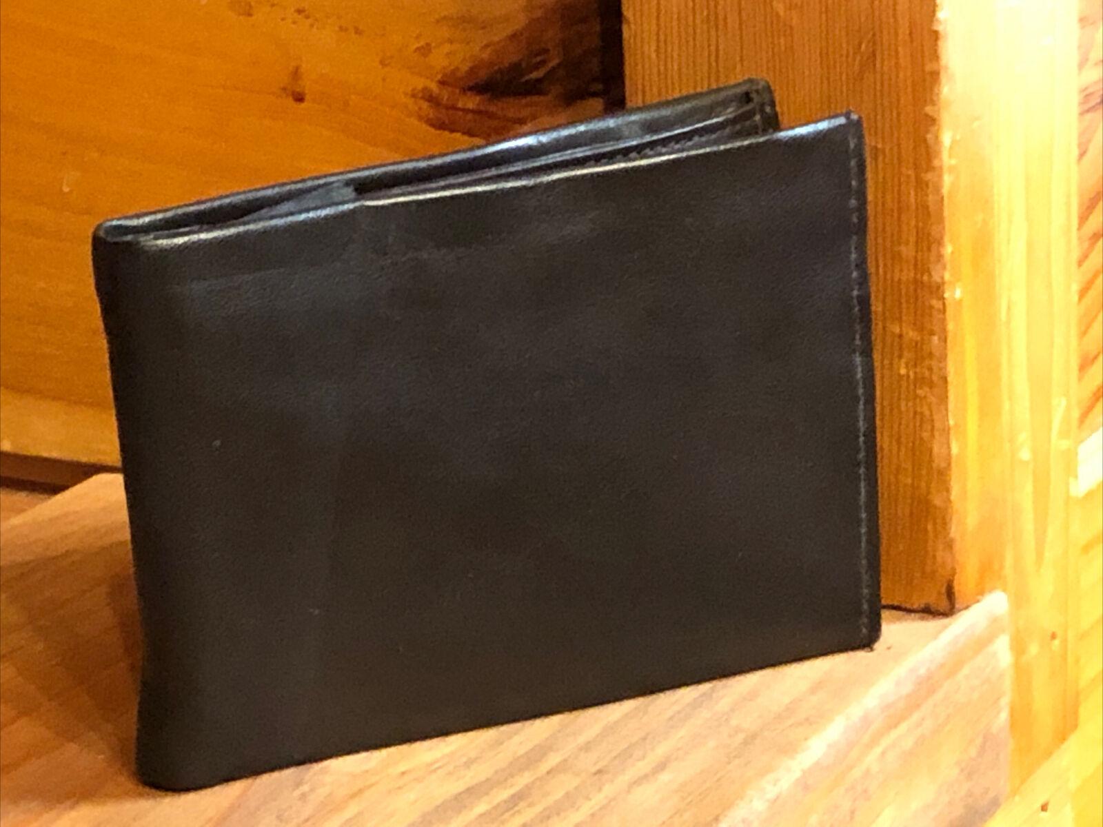 Men's Croft & Barrow Genuine Leather Wallet