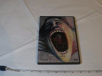 Pink Floyd  The Wall DVD, 1999 Special Edition RARE with poster movie excellent