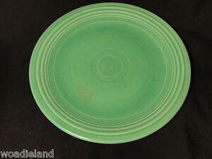Original-Green-Fiesta-7-5-inch-Salad-Plate-Signed-Mint