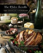 The Elder Scrolls: The Official Cookbook by Chelsea Monroe-Cassel (Hardcover, 2019)