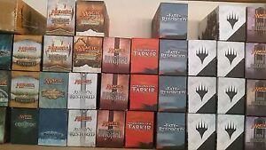 1-Empty-Fat-Pack-Box-DRAGONS-OF-TARKIR-NM-SP-Magic-the-Gathering-MTG-FTG
