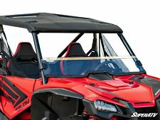 Honda Talon 1000 Clear Half Windshield