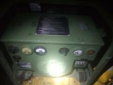 Us Military Low Rpm Diesel Generator 3kw Mep016d 330 Hours