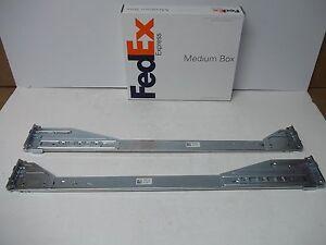 Dell-PowerEdge-R710-Server-Rapid-Rail-Set-Kit-Left-Right