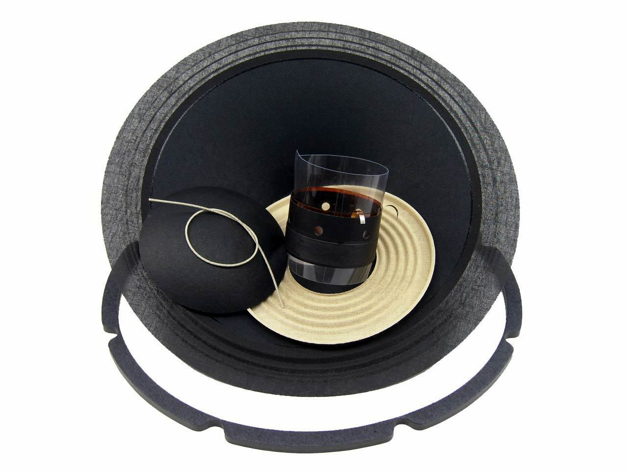 Recone Set für Electro-Voice 12   Ev 12L 89806xx,8 Ohm Premium Ss Audio Teile