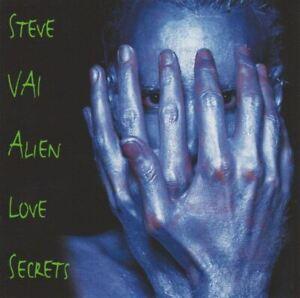 STEVE-VAI-alien-love-secrets-CD-album-1995-hard-rock-heavy-metal-very-good