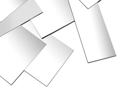 select size Hoja de plata esterlina 925 completamente recocido Joyeros 1mm de espesor FS1