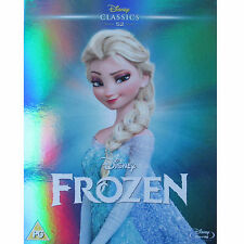 FROZEN - BLU RAY - DISNEY  - O RING SLIP COVER - LIMITED EDITION